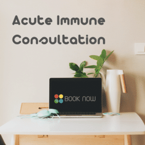 TRULY HEAL Acute Immune Consultation