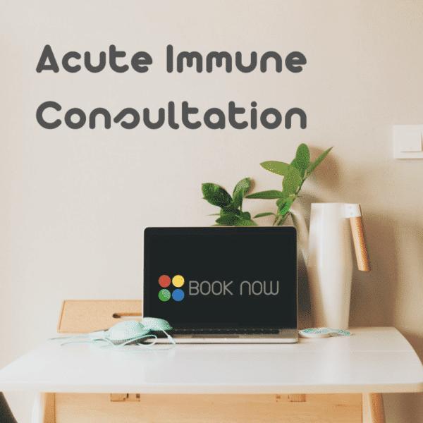 TRULY HEAL Acute Immune Consultation