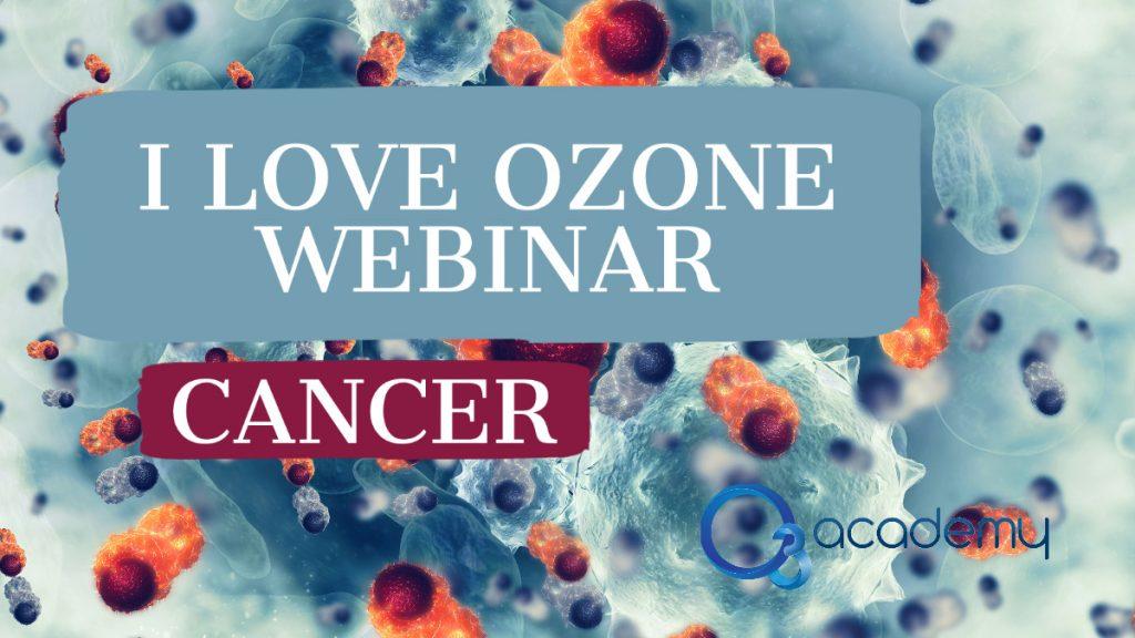 Cancer Ozone Webinar