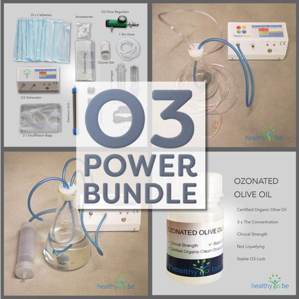 O3 ozone power bundle