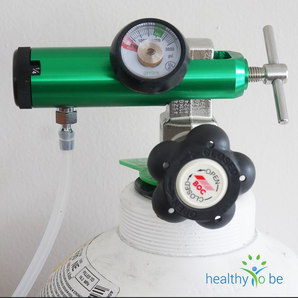 O3 medical flow regulator for Ozone generator from I love Ozone