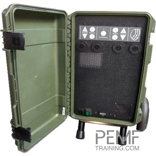 PMT DUO EQUINE PEMF device from PEMF training